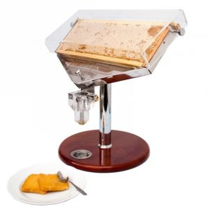 Dispenser miele con favo