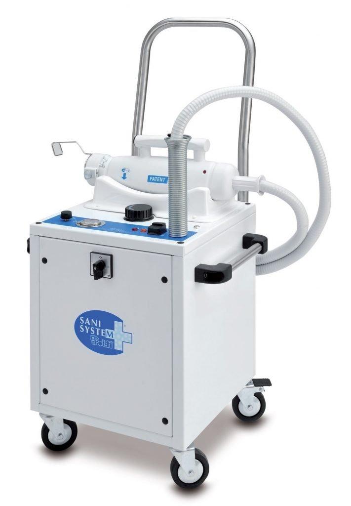Generatore di vapore a secco